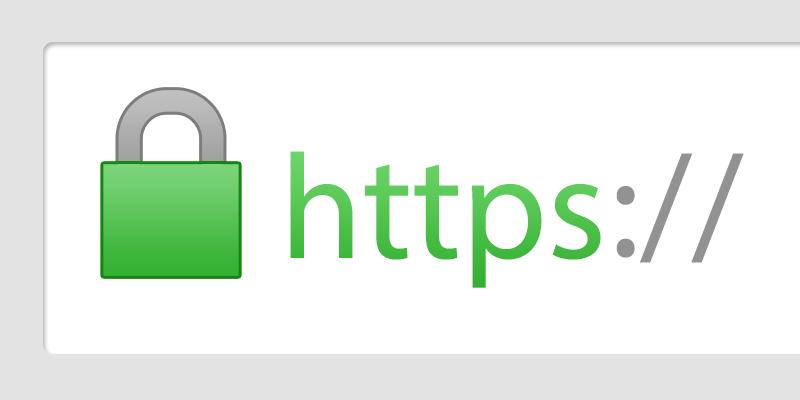 HTTPS verplicht in 2017?