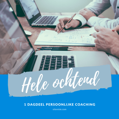 dagdeel coaching sitevisie