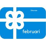 Sitevisie cadeau februari