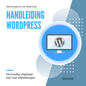 Handeiding WordPress