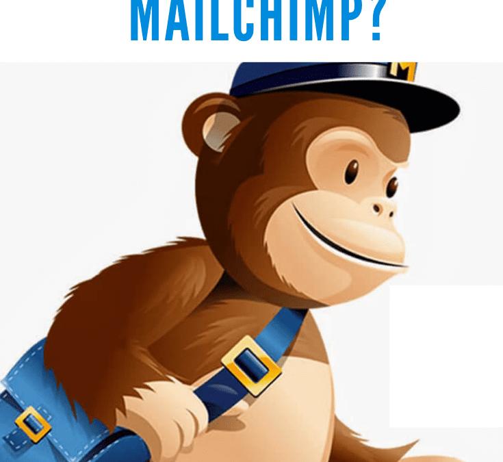Gratis versie Mailchimp beperkt