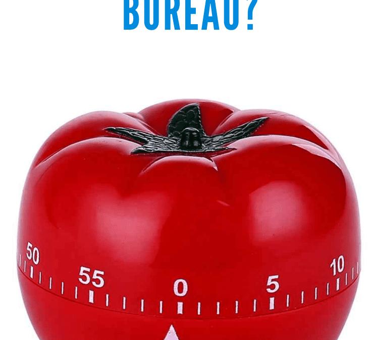 Een tomaat als tool voor timemanagement? Huh?