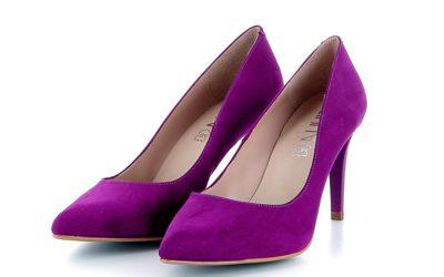 Het verhaal van de paarse schoenen: doe er je voordeel mee.