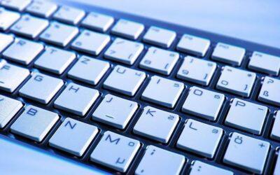 Help mijn toetsenbord geeft ineens andere tekens